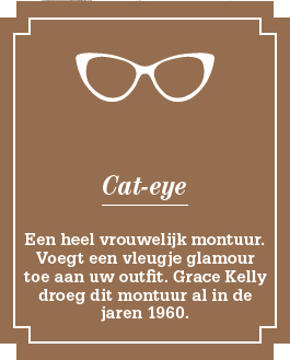 seemagazine.be - Brillen - Cateye