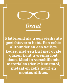 seemagazine.be - Brillen - Ovaal