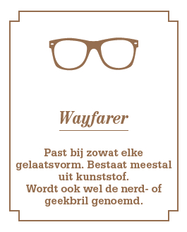 seemagazine.be - Brillen - Wayfarer