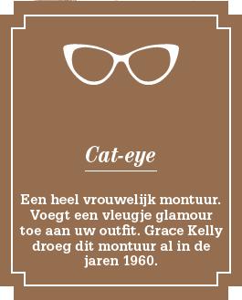 eyecaremore.be - Brillen - Cateye