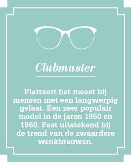 eyecaremore.be - Brillen - Clubmaster