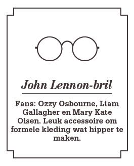 eyecaremore.be - Brillen - John Lennon
