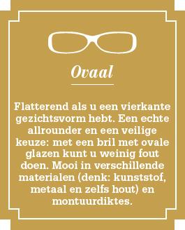 eyecaremore.be - Brillen - Ovaal