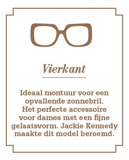 eyecaremore.be - Brillen - Vierkant